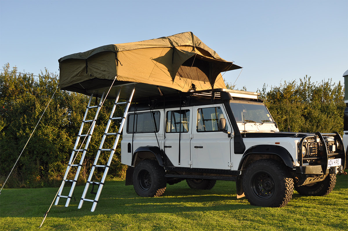 Twin Ladder Expedition Tent Adventure Hire