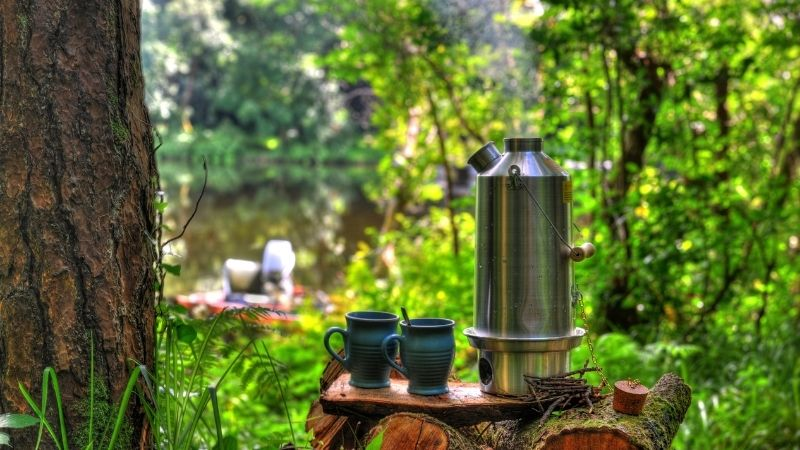 Kelly Kettle for hire